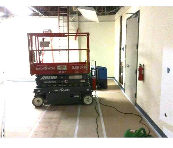 Fire Suppression System Failure After