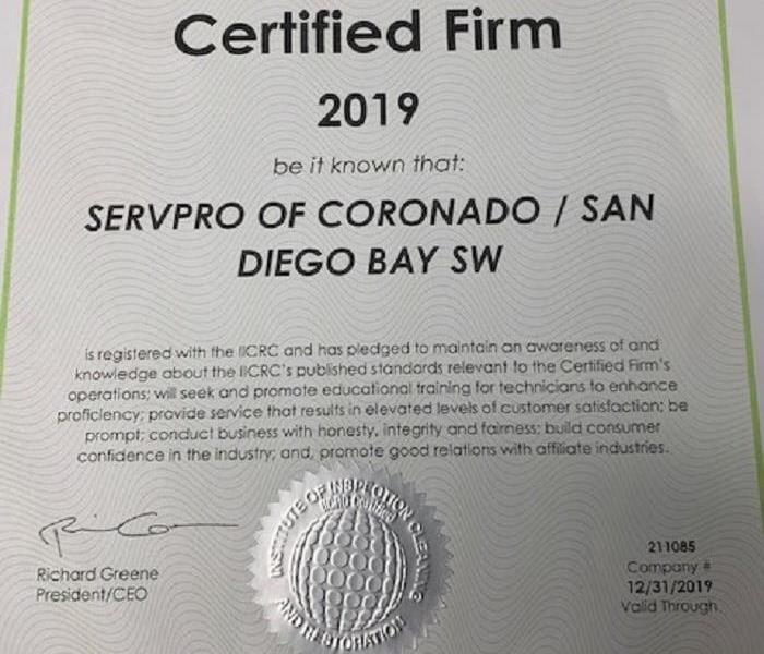 iicrc certification